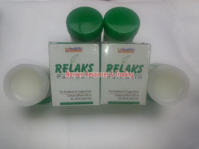 Herbal Pain Balm 01