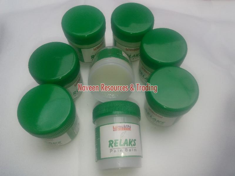 Herbal Pain Balm 02