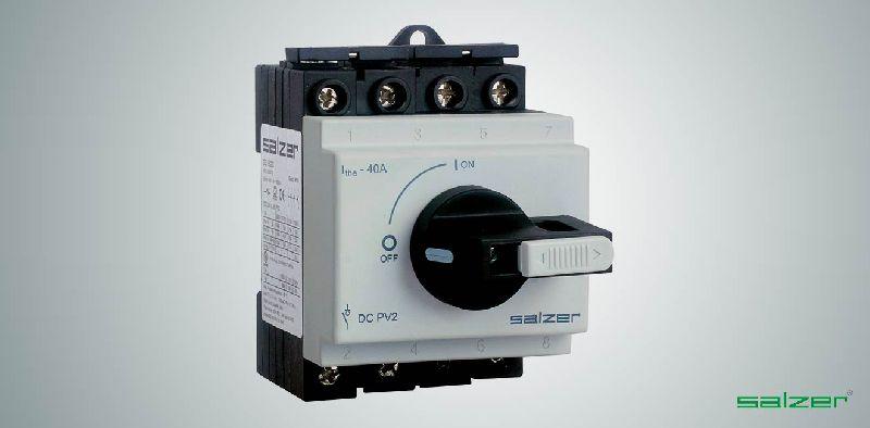 Photovoltaic Isolator & Changeover