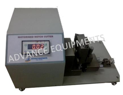 Digital Motorised Notch Cutter