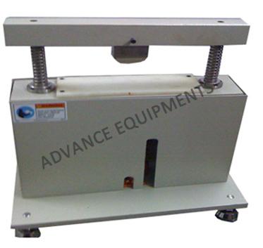 Hydraulic Sample Cutting Press
