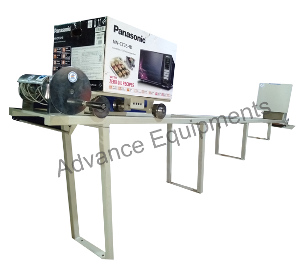 Inclined Impact Tester