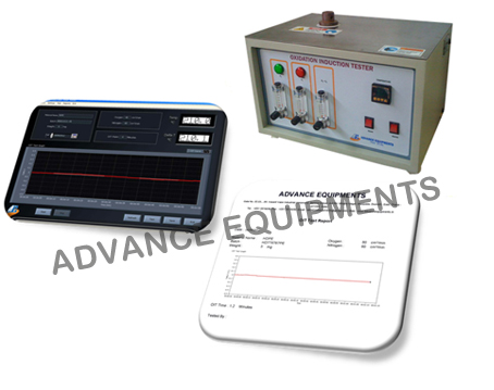 Oxidation Induction Tester