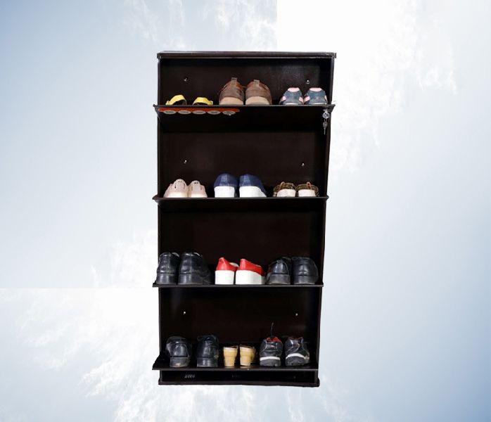 Shoe Rack 26 Inch 4 Step