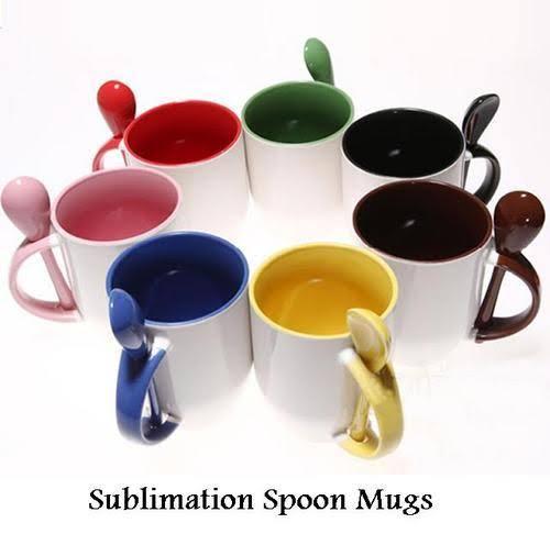 Spoon Sublimation Mug