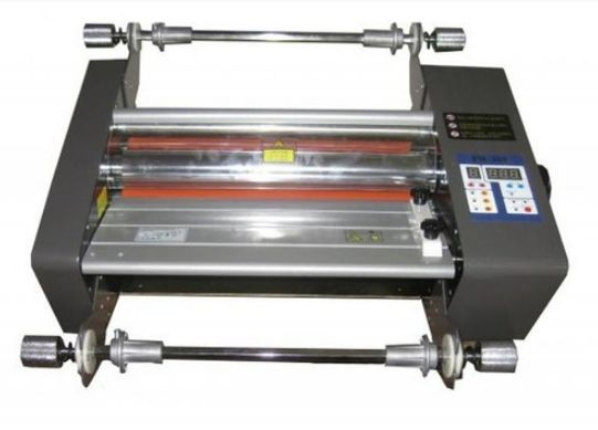 TLM-14B Roll To Roll Thermal Lamination Machine