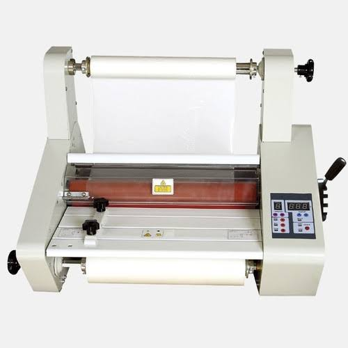 TLMS-14W Roll To Roll Thermal Lamination Machine