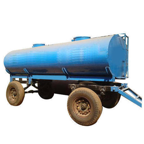 Four Wheeled Water Tanker