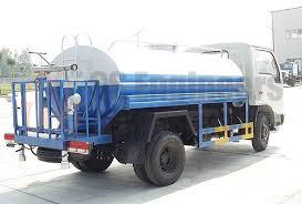 Milk Tanker Truck