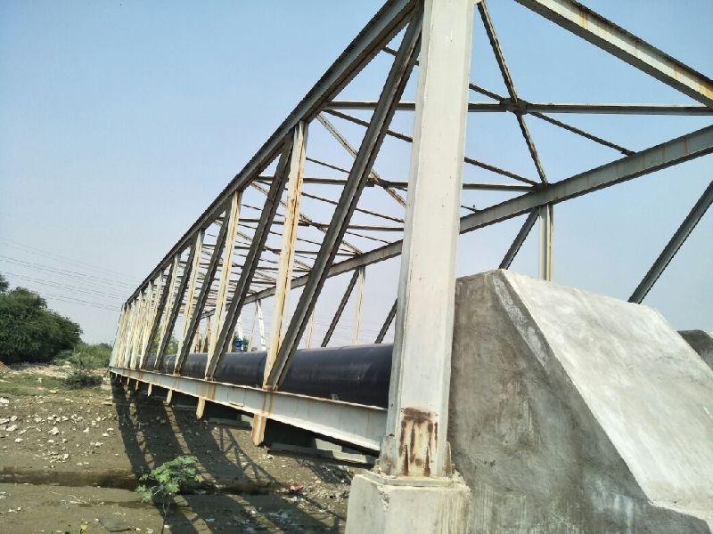 Steel Bridge Fabrication Services