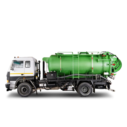 Truck Mounted Sewer Suction Machine