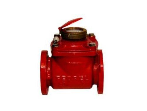 Fedrel Woltman Type Hot Water Meter