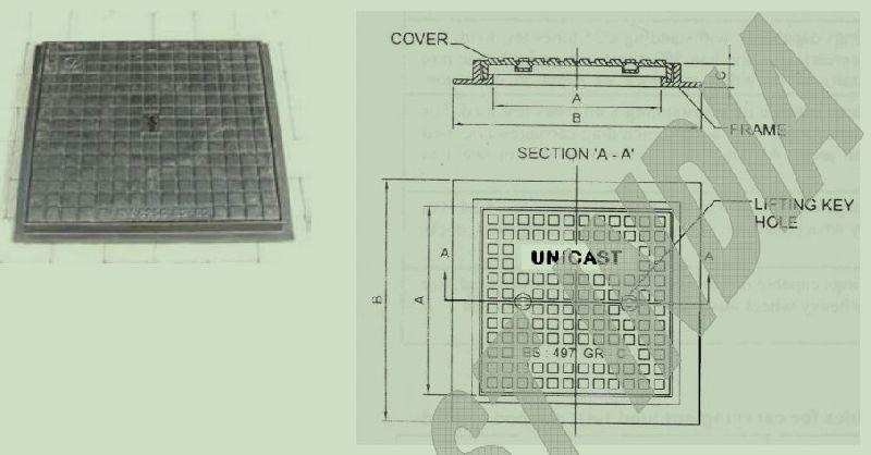 450x450 Single Seal Light Duty