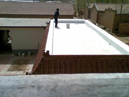 Flexible External Wall Coating