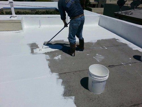 Heat Resistant Waterproof Coating