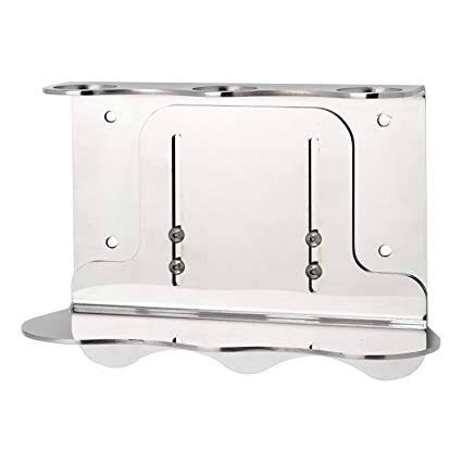 SS Triple Soap Dispenser