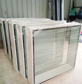 Double Glazed Glass Window
