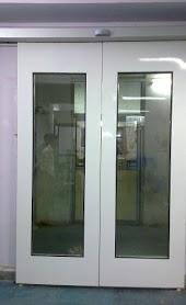 GI Flush Double Door