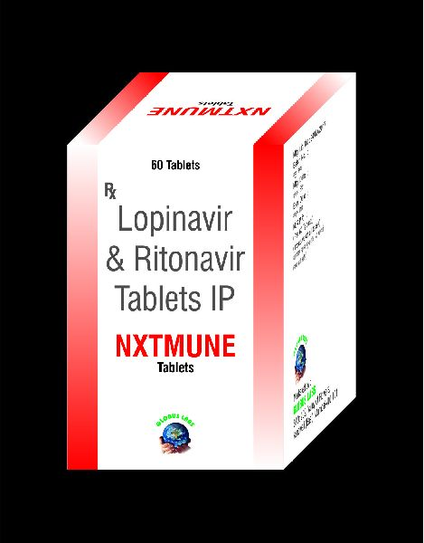 Lopinavir and Ritonavir Tablets
