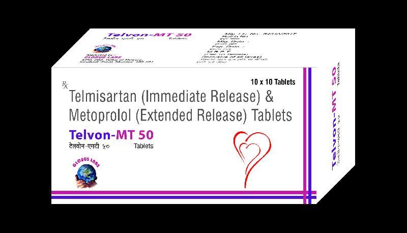 Telmisartan and Metoprolol Tablets