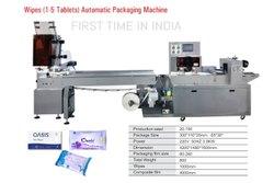 Semi Automatic Facial Tissue Making Machine