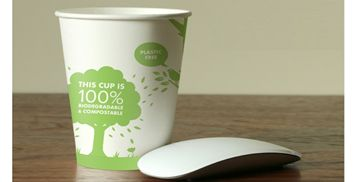 Bio Degradable Cupstock Paper