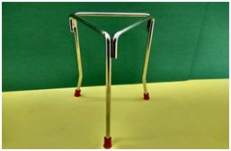 Stainless Steel Tripod Stand