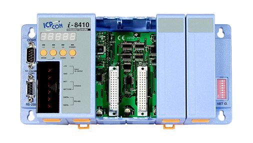 80188-40 CPU and 3 Serial I/O Expansion Unit