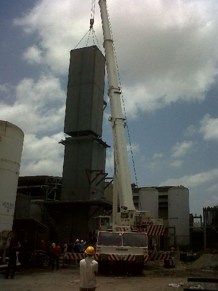 Erection and Commissioning of Oxygen Plants