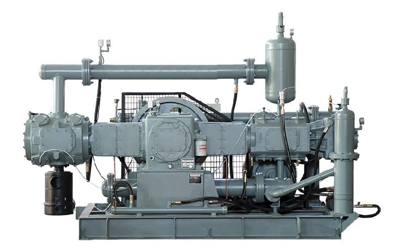 Oil Free High Pressure Air Compressor