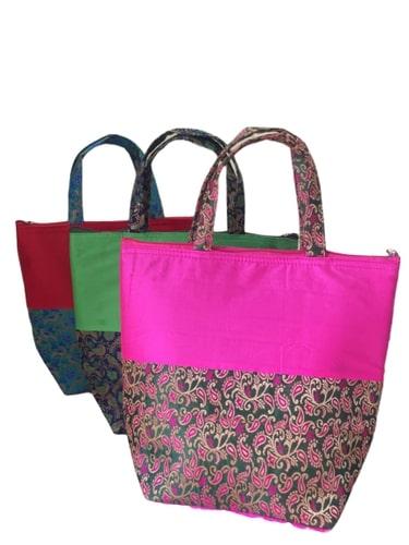 Fancy Silk Bag