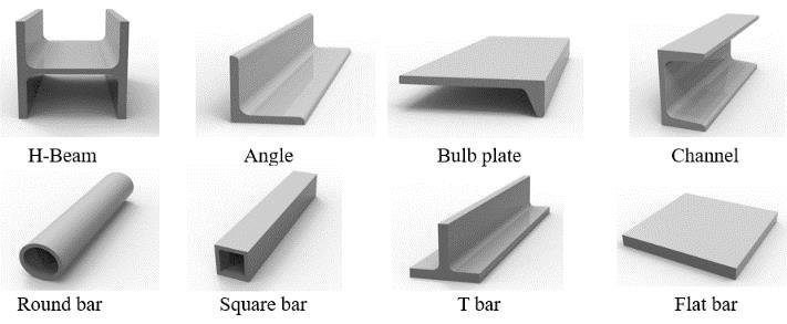 Structural Steel Bars