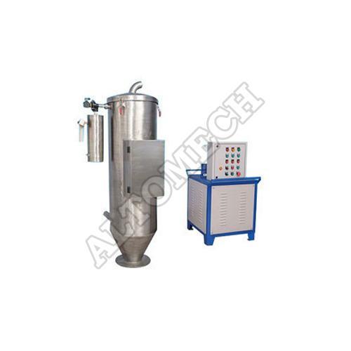 Pellets Vacuum Transfer System