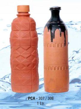 PCA 307-308 1 Ltr Terracotta Water Bottle