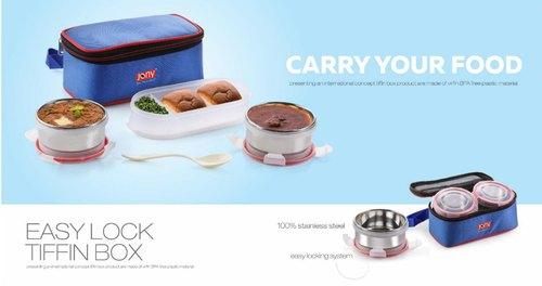 Easy Lock Tiffin Box