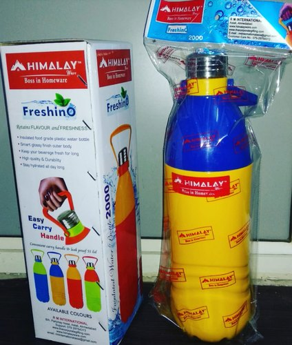 Plastic Corporate Bottle