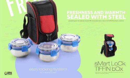Smart Lock Tiffin Box
