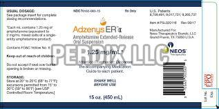 Adzenys ER 1.25mg/ml Oral Suspension