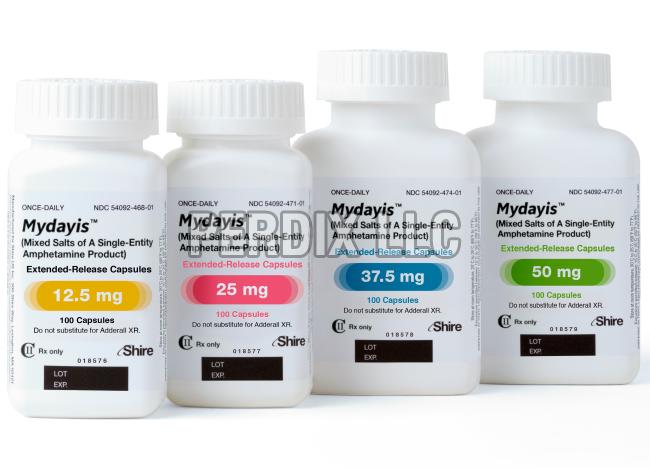 Mydayis 37mg Tablets