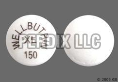 Wellbutrin 150mg XL Tablets