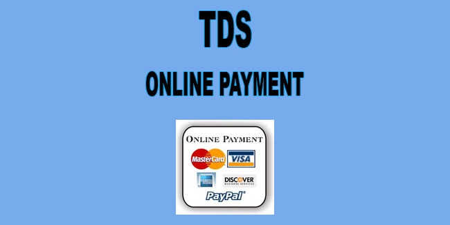 Online TDS Payment Services