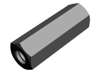 Long Rod Couplings