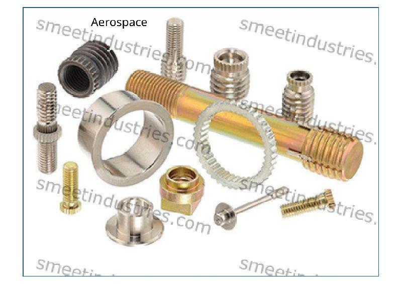 Brass Aerospace Parts