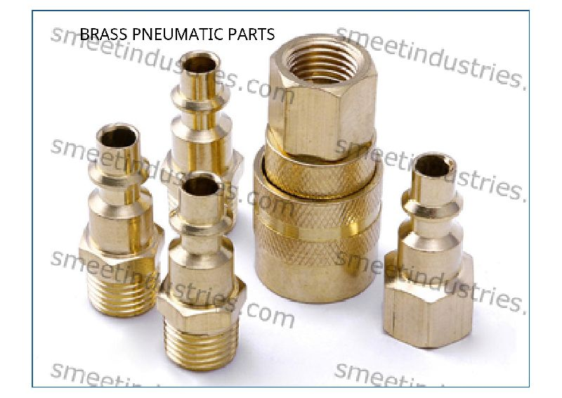 Brass Pneumatic Parts