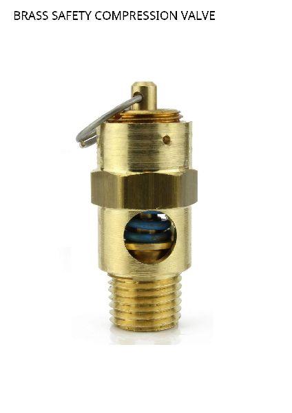 Brass Safety Compression Valve