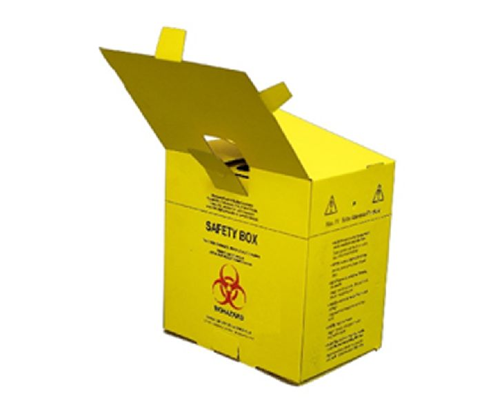 Cardboard Safety Box