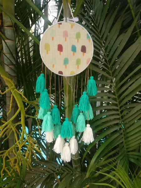 Candy Green Wall Hanging