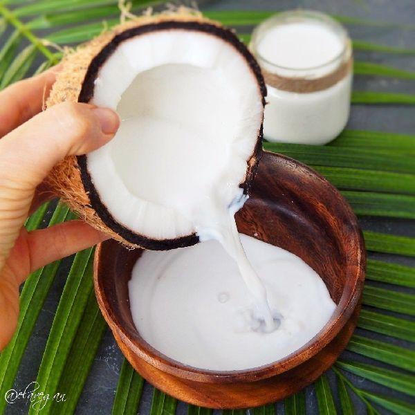 Coconut Skimmed Milk