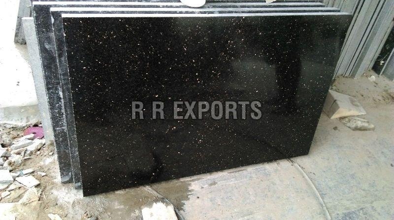 Black Galaxy Granite Stone
