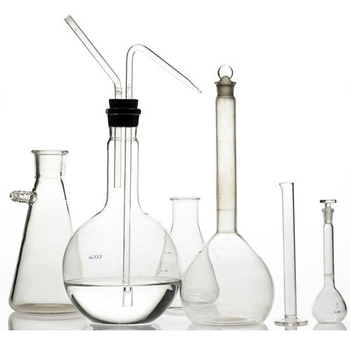 Laboratory Glass Vessel